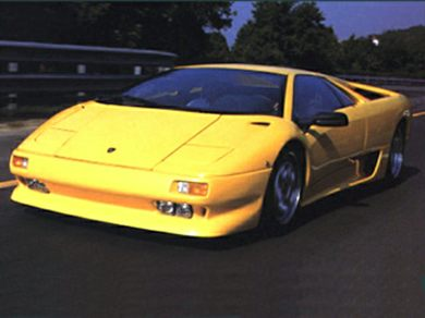 See 1999 Lamborghini Diablo Color Options  CarsDirect