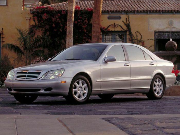 2000 mercedes benz s500 specs safety rating mpg for Mercedes benz mpg