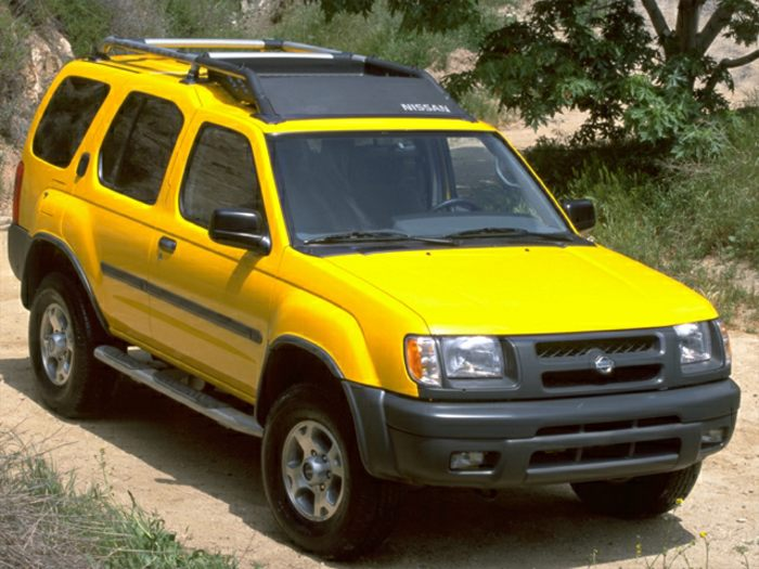 2000 nissan xterra specs safety rating mpg carsdirect. Black Bedroom Furniture Sets. Home Design Ideas