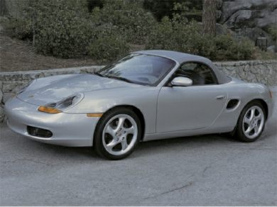 2000 porsche boxster specs safety rating mpg carsdirect. Black Bedroom Furniture Sets. Home Design Ideas