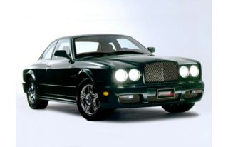 3/4 Front Glamour 2002 Bentley Continental