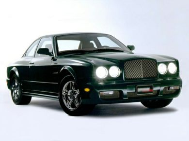 null 1998 Bentley Continental