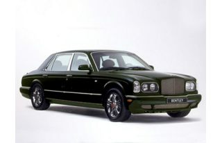 3/4 Front Glamour 2003 Bentley Arnage