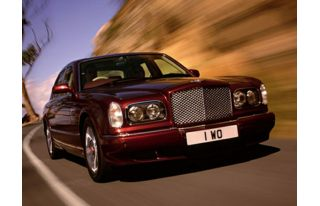 3/4 Front Glamour 2002 Bentley Arnage