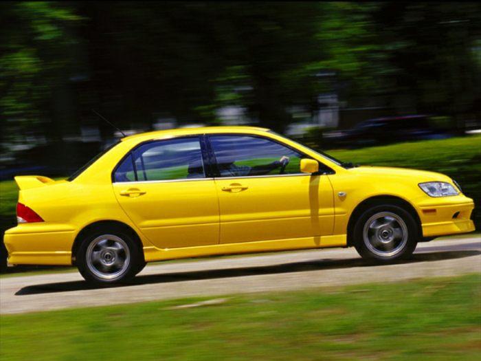 2002 mitsubishi lancer specs safety rating mpg carsdirect. Black Bedroom Furniture Sets. Home Design Ideas