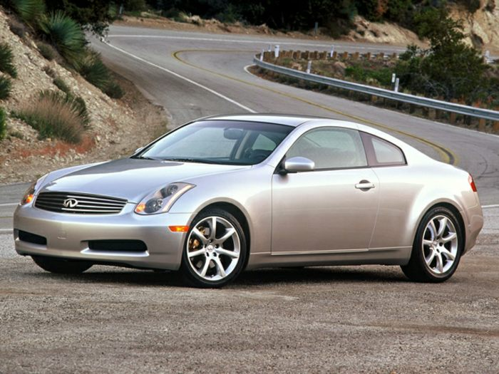 2003 infiniti g35 specs safety rating mpg carsdirect. Black Bedroom Furniture Sets. Home Design Ideas