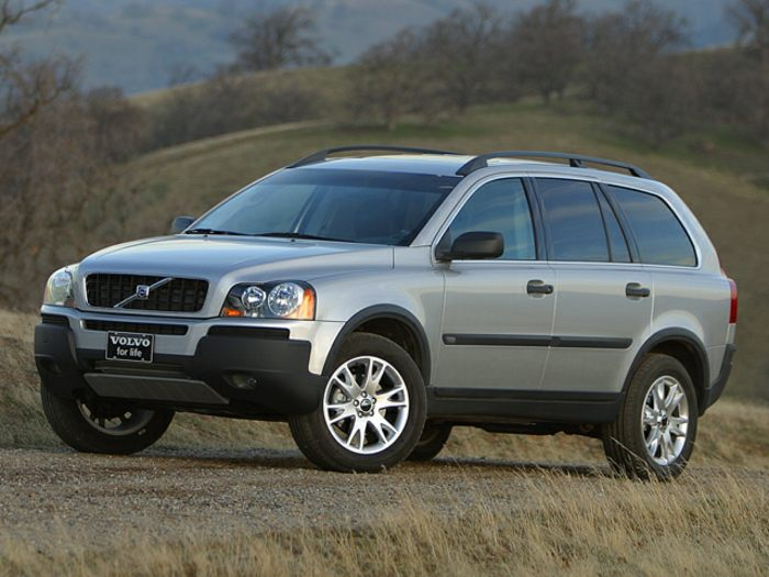 2004 volvo xc90 specs safety rating mpg carsdirect. Black Bedroom Furniture Sets. Home Design Ideas