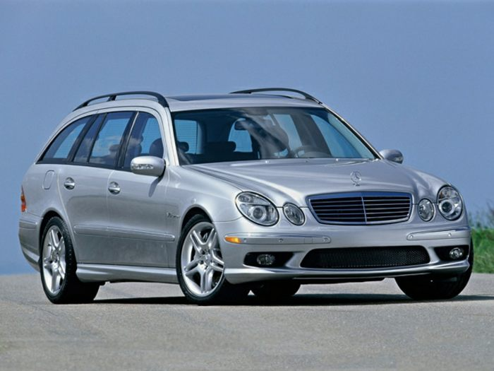 2005 mercedes benz e55 amg specs safety rating mpg for 2005 mercedes benz e55 amg