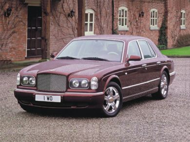 3/4 Front Glamour 2006 Bentley Arnage