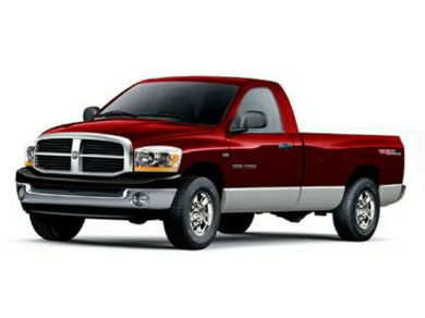 3/4 Front Glamour 2006 Dodge Ram 2500