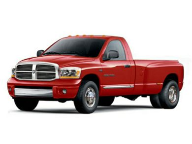 3/4 Front Glamour 2006 Dodge Ram 3500
