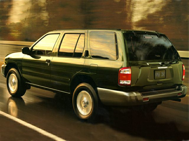 1999 Nissan Pathfinder Specs Safety Rating Amp Mpg Carsdirect