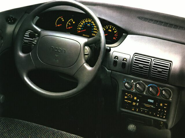 Used Alfa Romeo >> 1996 Dodge Neon Styles & Features Highlights