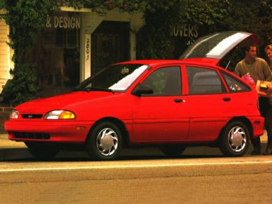 GE 1996 Ford Aspire