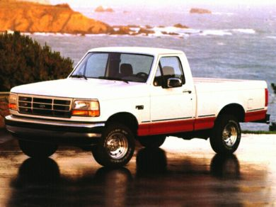 null 1997 Ford F-350