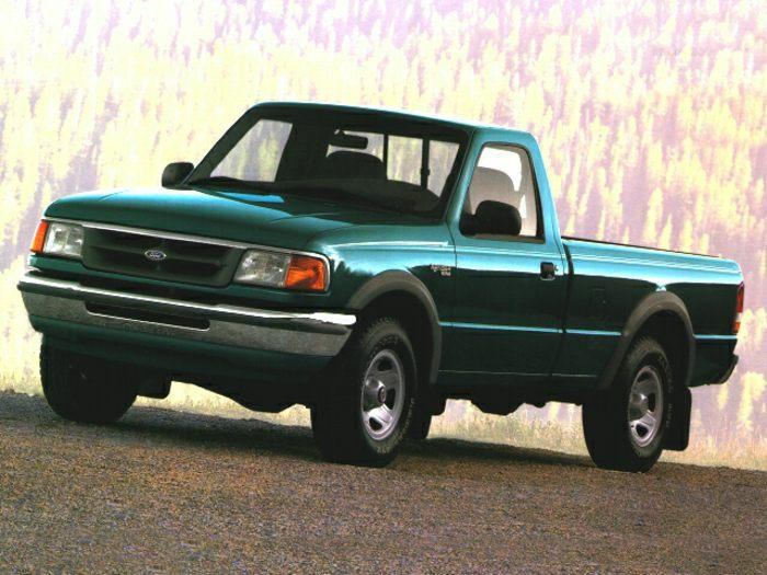 1997 ford ranger specs safety rating mpg carsdirect. Black Bedroom Furniture Sets. Home Design Ideas
