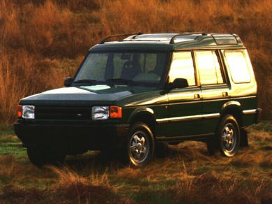 GE 1996 Land Rover Discovery