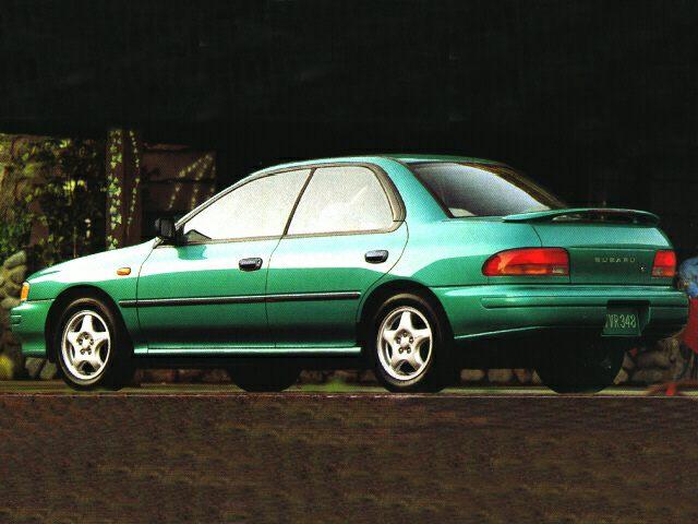 1996 Subaru Impreza Specs Safety Rating Amp Mpg Carsdirect
