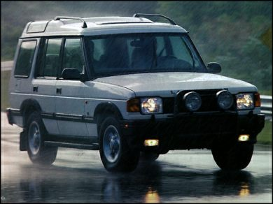 null 1997 Land Rover Range Rover