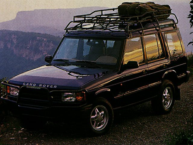 1997 Land Rover Discovery Specs Safety Rating Amp Mpg