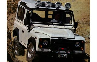 GE 1997 Land Rover Defender 90