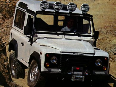 null 1997 Land Rover Defender 90