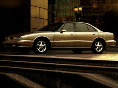 null 1997 Oldsmobile LSS