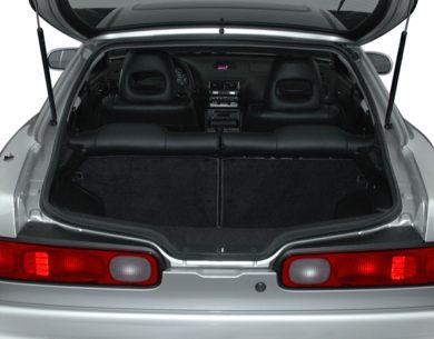 Trunk/Cargo Area/Pickup Box 2000 Acura Integra