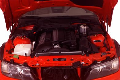 Engine Bay  2000 BMW Z3