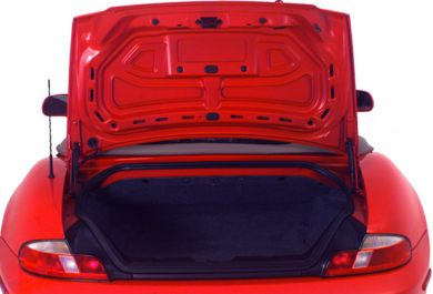 Trunk/Cargo Area/Pickup Box 2000 BMW Z3