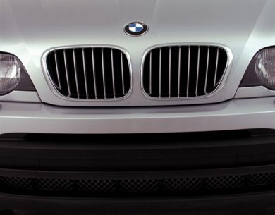 Grille  2000 BMW X5