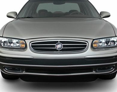 Grille  2000 Buick Regal