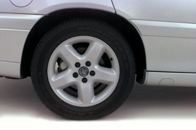 Tires 2000 Cadillac Catera