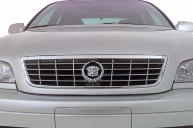 Grille  2000 Cadillac Catera