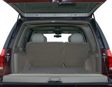Trunk/Cargo Area/Pickup Box 2000 Cadillac Escalade