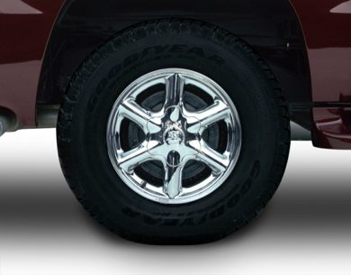 Tires 2000 Cadillac Escalade