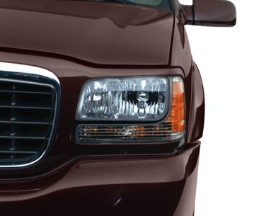 Headlamp  2000 Cadillac Escalade