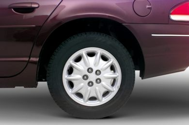 Tires 2000 Chrysler Cirrus
