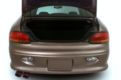 Trunk/Cargo Area/Pickup Box 2000 Chrysler LHS