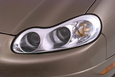 Headlamp  2000 Chrysler LHS