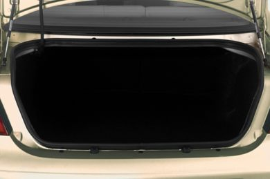Trunk/Cargo Area/Pickup Box 2000 Chrysler 300M