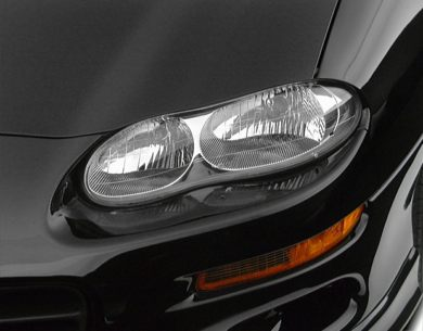 Headlamp  2000 Chevrolet Camaro