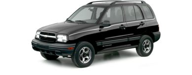Profile 2000 Chevrolet Tracker