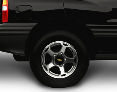 Tires 2000 Chevrolet Tracker