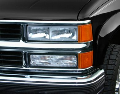 Headlamp  2000 Chevrolet K2500