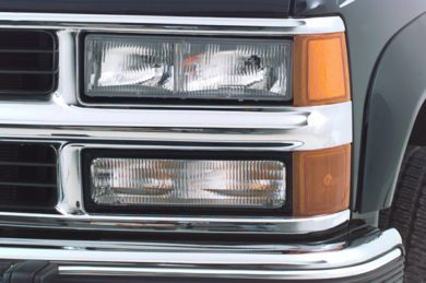 Headlamp  2000 Chevrolet K3500