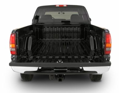 Trunk/Cargo Area/Pickup Box 2000 Chevrolet Silverado 2500