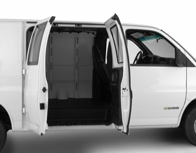 Rear Door 2000 Chevrolet Express