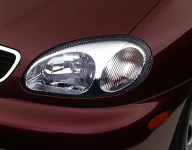 Headlamp  2000 Daewoo Lanos