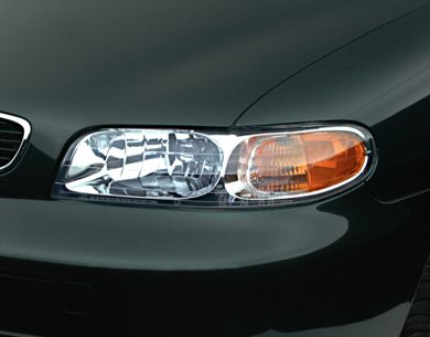 Headlamp  2000 Daewoo Nubira